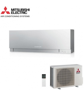 Aer Conditionat MITSUBISHI ELECTRIC Kirigamine Zen Argintiu MSZ-EF35VES Inverter 12000 BTU/h