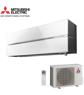 Aer Conditionat MITSUBISHI ELECTRIC Kirigamine Style MSZ-LN25VGW / MUZ-LN25VG R32 Natural White Inverter 9000 BTU/h