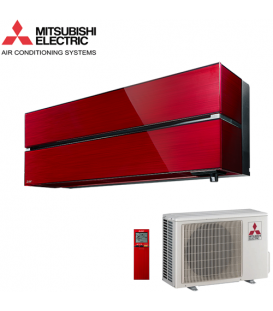 Aer Conditionat MITSUBISHI ELECTRIC Kirigamine Style MSZ-LN35VGR / MUZ-LN35VG R32 Ruby Red Inverter 12000 BTU/h