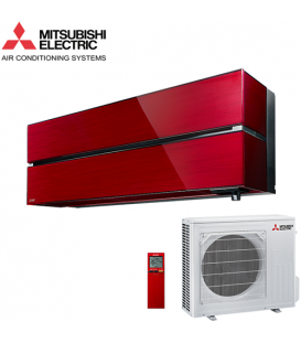 Aer Conditionat MITSUBISHI ELECTRIC Kirigamine Style MSZ-LN50VGR / MUZ-LN50VG R32 Ruby Red Inverter 18000 BTU/h