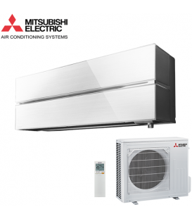 Aer Conditionat MITSUBISHI ELECTRIC Kirigamine Style MSZ-LN50VGW / MUZ-LN50VG R32 Natural White Inverter 18000 BTU/h