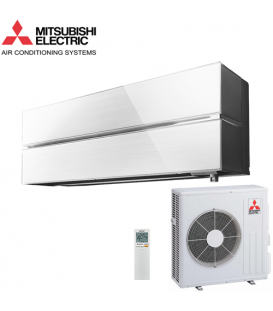 Aer Conditionat MITSUBISHI ELECTRIC Kirigamine Style MSZ-LN60VGW / MUZ-LN60VG R32 Natural White Inverter 22000 BTU/h