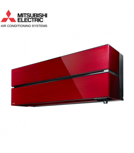 Unitate interioara Aer Conditionat MULTISPLIT MITSUBISHI ELECTRIC MSZ-LN25VGR Ruby Red R32 Inverter 9000 BTU/h