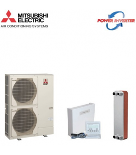 Pompa de Caldura Mitsubishi Electric Power Inverter PUHZ-SW100VHA - Sistem Splitat