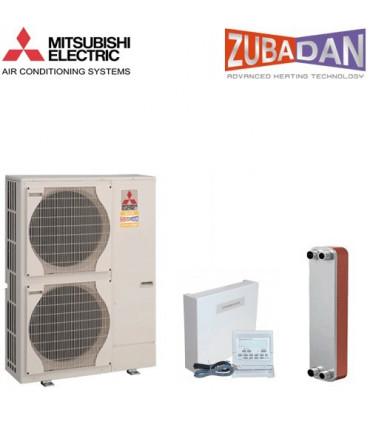 Pompa de Caldura Mitsubishi Electric Zubadan PUHZ-SHW140YHA - Sistem Splitat