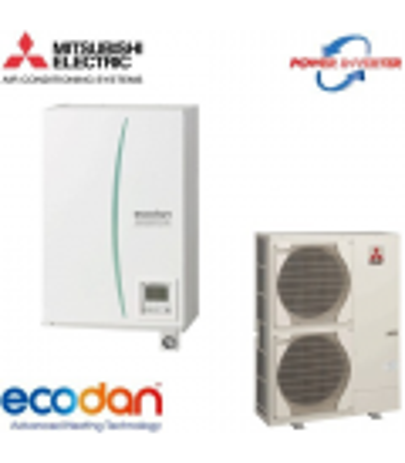 Pompa de Caldura Mitsubishi Electric ECODAN Power Inverter PUHZ-SW120YHA