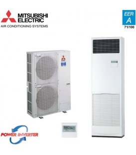 Aer Conditionat COLOANA MITSUBISHI ELECTRIC PSA-RP140KA / PUHZ-ZRP140YKA Power Inverter 52000 BTU/h