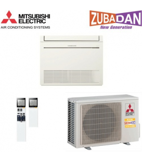 Aer Conditionat de PARDOSEALA MITSUBISHI ELECTRIC ZUBADAN MFZ-KJ25VE Inverter 9000 BTU/h