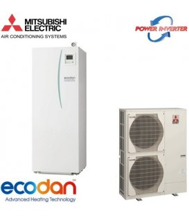 Pompa de Caldura Mitsubishi Electric ACM ECODAN Power Inverter PUHZ-SW100VHA
