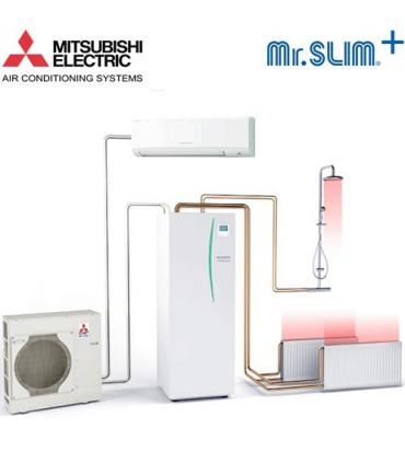 Pompa de Caldura Mitsubishi Electric Mr. SLIM+ cu recuperarea caldurii