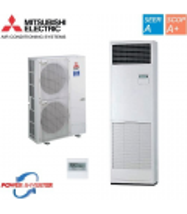Aer Conditionat COLOANA MITSUBISHI ELECTRIC PSA-RP100KA / PUHZ-ZRP100YKA Power Inverter 36000 BTU/h
