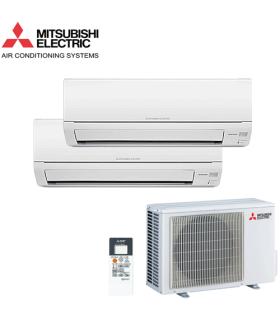 Aer Conditionat MULTISPLIT MITSUBISHI ELECTRIC MXZ-2DM40VA / MSZ-DM25VA Dublu Split Inverter