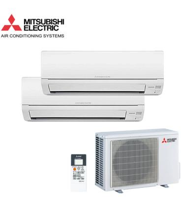 Aer Conditionat MULTISPLIT MITSUBISHI ELECTRIC 2x MSZ-DM25VA Inverter 2x9k BTU/h