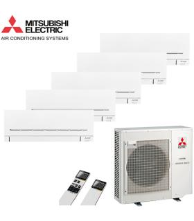 Aer Conditionat MULTISPLIT MITSUBISHI ELECTRIC MXZ-5D102VA / 5x MSZ-SF25VE Inverter