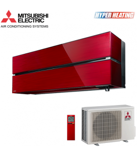 Aer Conditionat MITSUBISHI ELECTRIC Kirigamine Style HYPER HEATING MSZ-LN25VGR / MUZ-LN25VGHZ R32 Inverter 9000 BTU/h