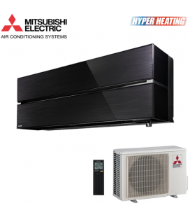 Aer Conditionat MITSUBISHI ELECTRIC MSZ-LN25VGB Onyx Black Inverter 9000 BTU/h