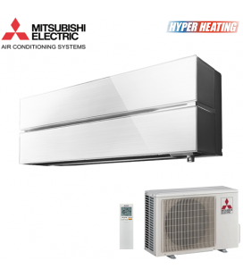 Aer Conditionat MITSUBISHI ELECTRIC Kirigamine Style HYPER HEATING MSZ-LN25VGW / MUZ-LN25VGHZ R32 Inverter 9000 BTU/h