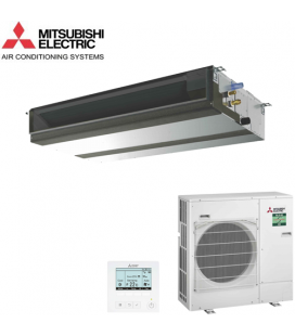 Aer Conditionat DUCT Mitsubishi Electric, PEAD-M71JA / PUZ-ZM71VHA R32 220V Power Inverter 28000 BTU/h