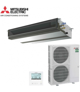 Aer Conditionat DUCT Mitsubishi Electric, PEAD-M125JA / PUZ-ZM125VKA R32 220V Power Inverter 48000 BTU/h