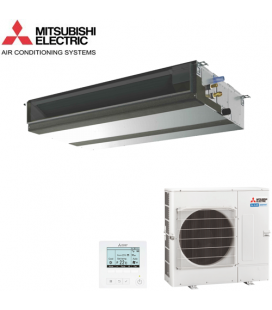 Aer Conditionat DUCT Mitsubishi Electric, PEAD-SM125JAL / PUHZ-SP125YKA 380V Inverter 48000 BTU/h