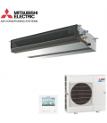 Aer Conditionat DUCT Mitsubishi Electric, PEAD-M100JA / PUHZ-P100VKA 220V Standard Inverter 36000 BTU/h