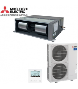 Aer Conditionat DUCT Mitsubishi Electric, PEA-RP250WKA / PUHZ-ZRP250YKA 380V Power Inverter 90000 BTU/h