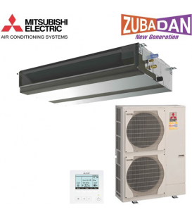 Aer Conditionat DUCT Mitsubishi Electric, Zubadan, PEAD-M125JA / PUHZ-SHW140YHA 380V Inverter 48000 BTU/h