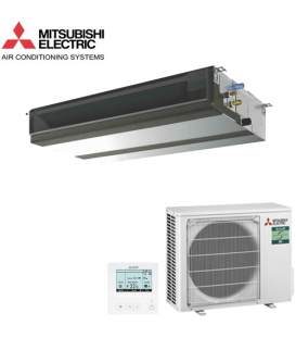 Aer Conditionat DUCT Mitsubishi Electric, PEAD-M50JA / PUZ-ZM50VKA R32 220V Power Inverter 18000 BTU/h