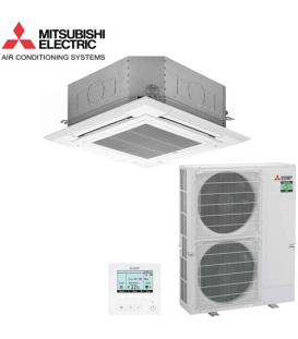 Aer Conditionat CASETA MITSUBISHI ELECTRIC PLA-ZM100EA / PUZ-ZM100VKA R32 220V Power Inverter 36000 BTU/h
