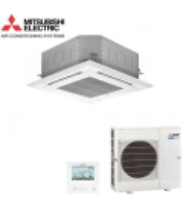 Aer Conditionat CASETA MITSUBISHI ELECTRIC PLA-RP100EA / PUHZ-P100VKA 220V Standard Inverter 36000 BTU/h