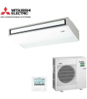 Aer Conditionat de TAVAN MITSUBISHI ELECTRIC PLA-ZM71EA / PUZ-ZM71VHA R32 220V Power Inverter 28000 BTU/h