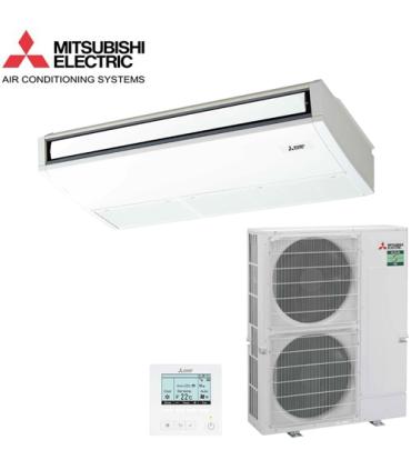 Aer Conditionat de TAVAN MITSUBISHI ELECTRIC PLA-ZM100EA / PUZ-ZM100YKA R32 380V Power Inverter 36000 BTU/h