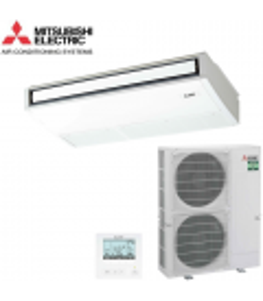Aer Conditionat de TAVAN MITSUBISHI ELECTRIC PLA-ZM140EA / PUZ-ZM140VKA R32 220V Power Inverter 52000 BTU/h