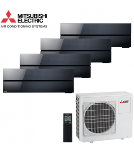 Aer Conditionat MULTISPLIT MITSUBISHI ELECTRIC Kirigamine Style 4x MSZ-LN25VGB / MXZ-4F72VF Inverter