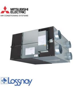 Recuperator de Caldura MITSUBISHI ELECTRIC 2000 mc/h -LGH-200RVX-E