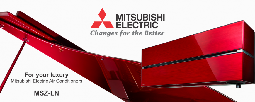 Mitsubishi Electric lanseaza noua gama design & performance Kirigamine Stile